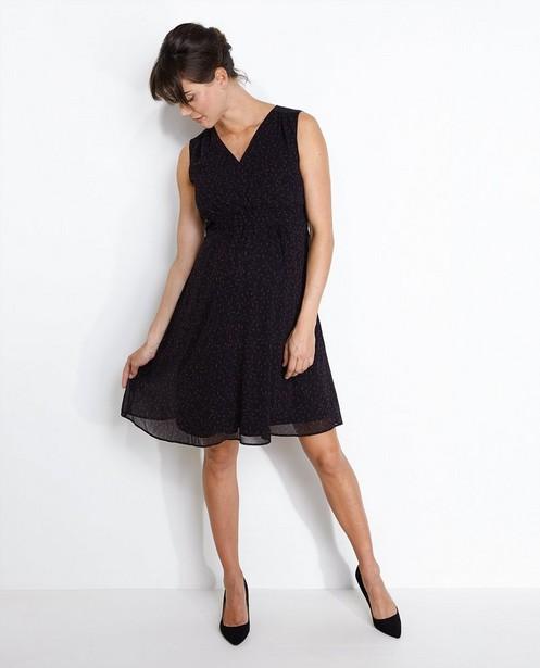 soepele chiffon jurk joli ronde | jbc belgique