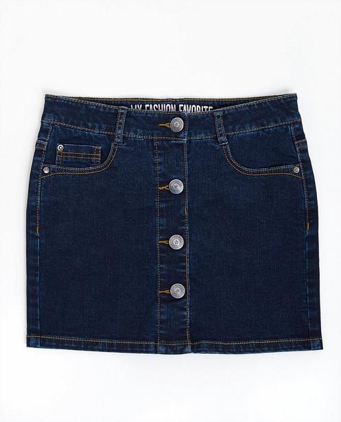 bee5f9117 Jupe en jeans avec rangée de boutons JBC   JBC Belgique