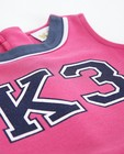 Kleedjes - K3-cheerleaderjurkje