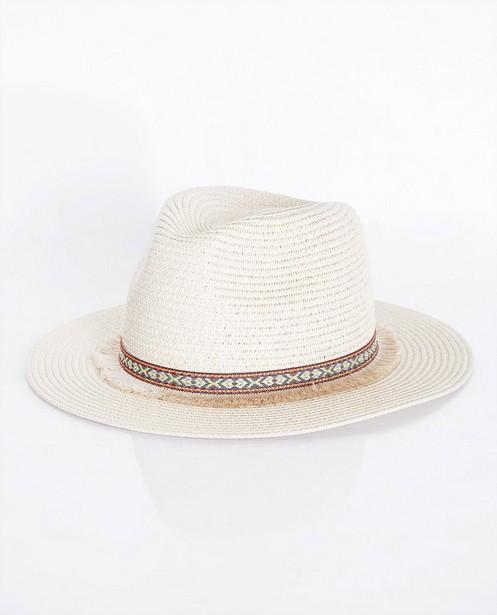 4097bb374a3023 Strooien hoed met etnische details hier komt de subtitle BE JBC ...
