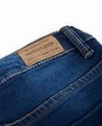 Jeans - Donkerblauwe skinny