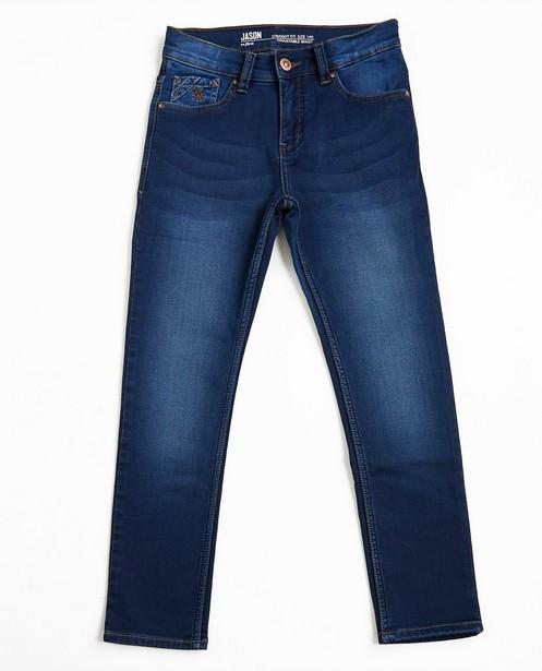 Sweat denim jeans - null - JBC