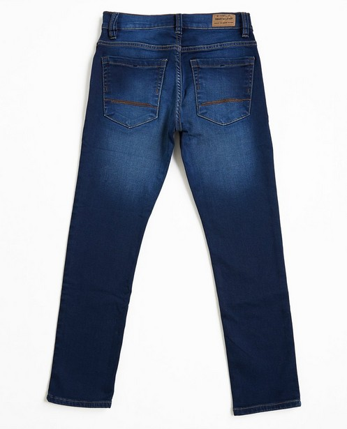 Jeans - navy - sweat denim jeans