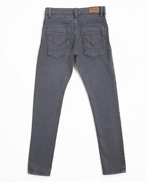 Jeans - Dunkelgrau - Grijze skinny jeans