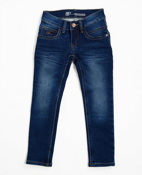 Jeans - navy - Jeans skinny bleu marine, sweat denim