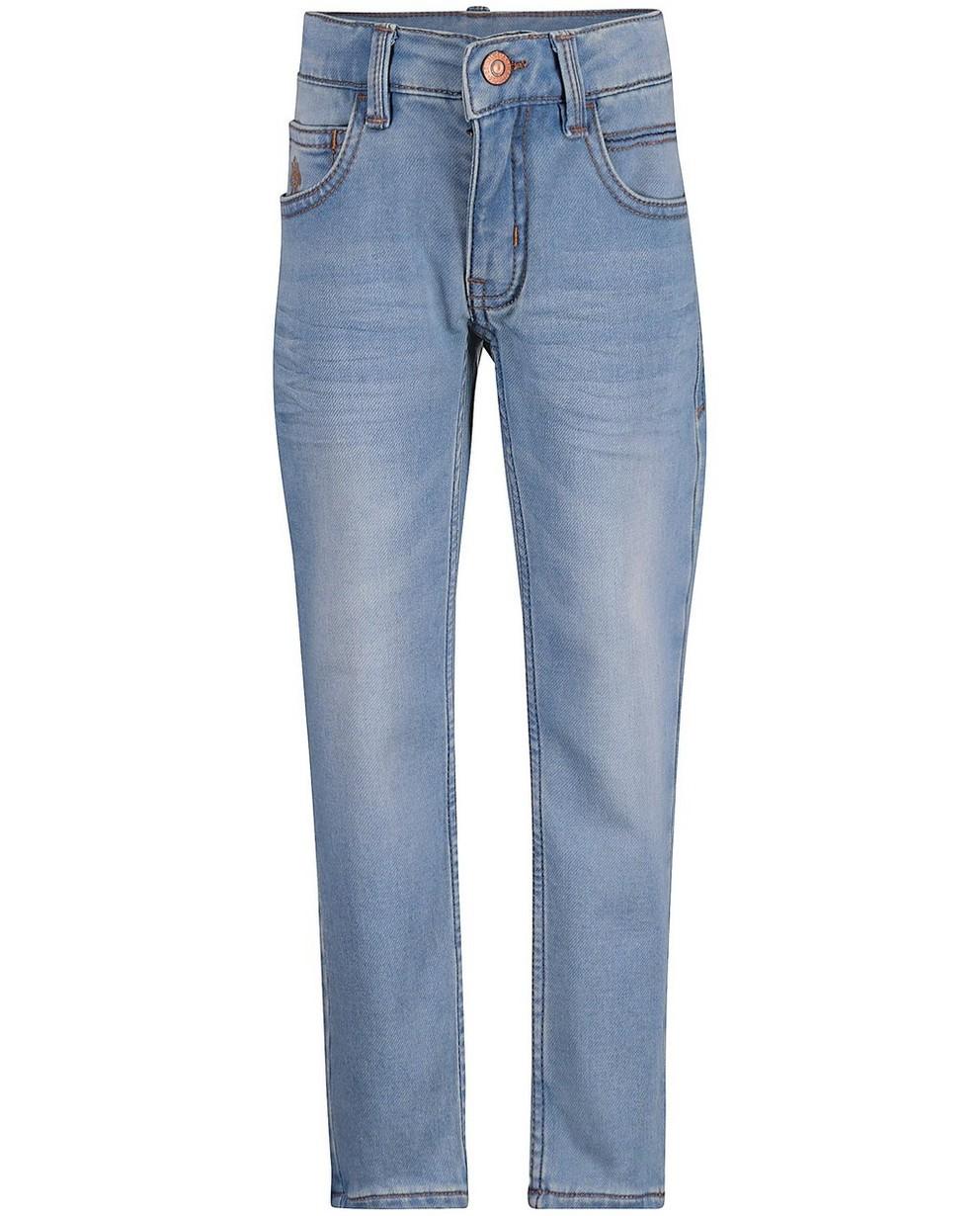 Jeans slim bleu clair SIMON - sweat denim - JBC