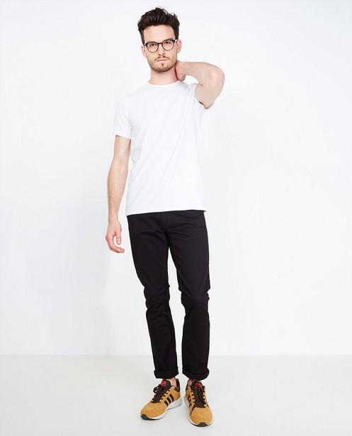 Broeken - Zwarte katoenen broek
