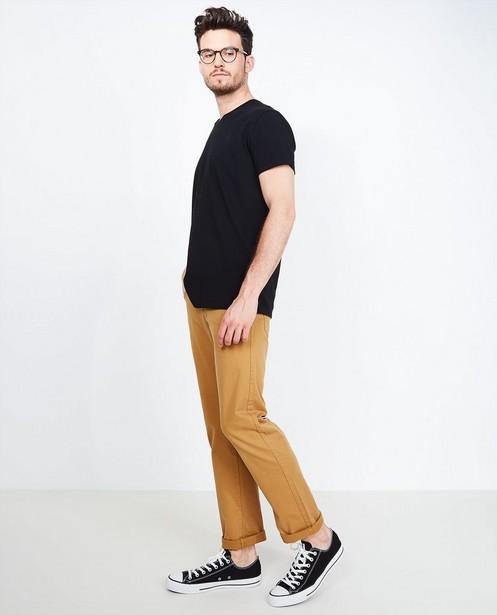 Jeans camel - comfort fit - Tim Moore