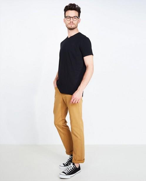 Pantalons - Grijze jeans, comfort fit