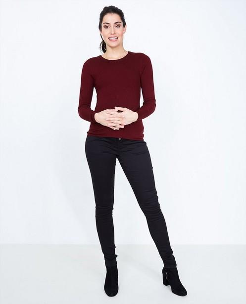 Zwarte skinny jeans - null - Joli Ronde