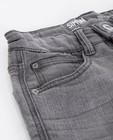 Jeans - Grijze slim jeans