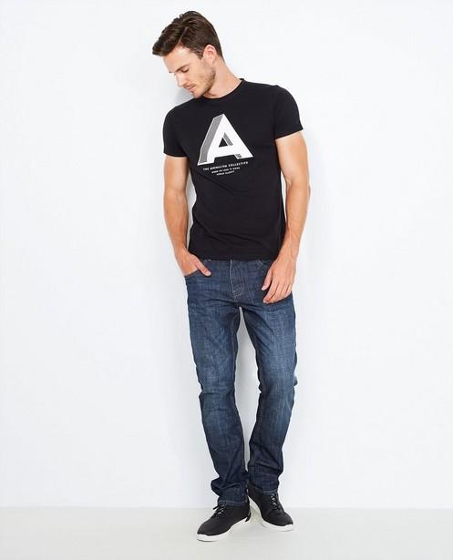 Jeans - aqua - Jeans bleu foncé