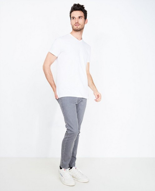 Jeans gris - null - Iveo