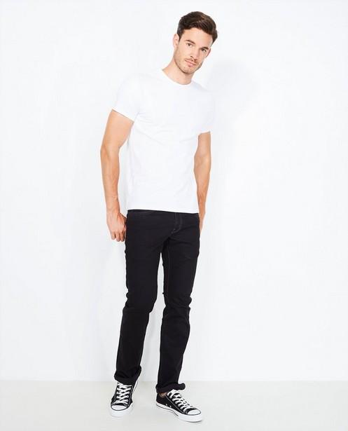 Jeans - grey - Jeans noir en coton bio