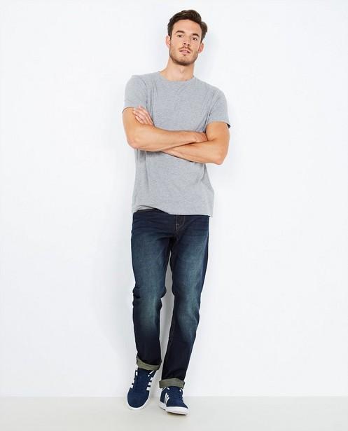 Jeans bleu marine - regular fit - Quarterback