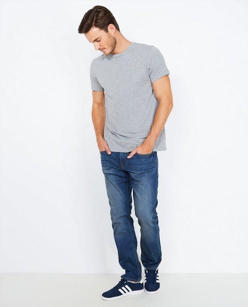 Jeans bleu - regular fit - Quarterback