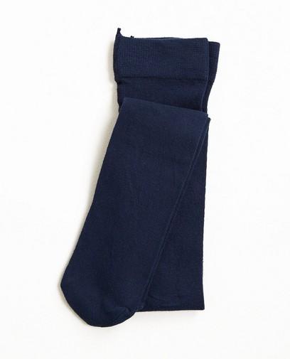 Collant bleu marine