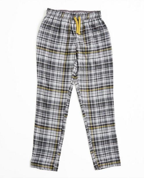 de786ab9e14 Pyjamabroek van biokatoen in grijs, I AM I AM   JBC België