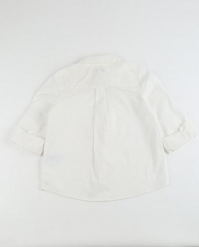 Hemd met parels