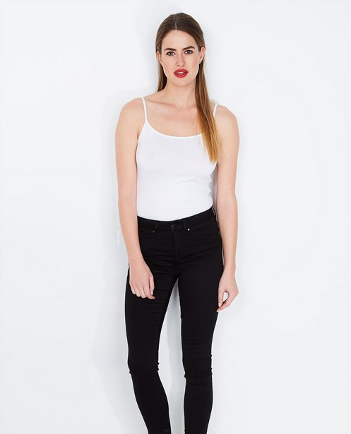 Roomwitte top - stretchy - JBC