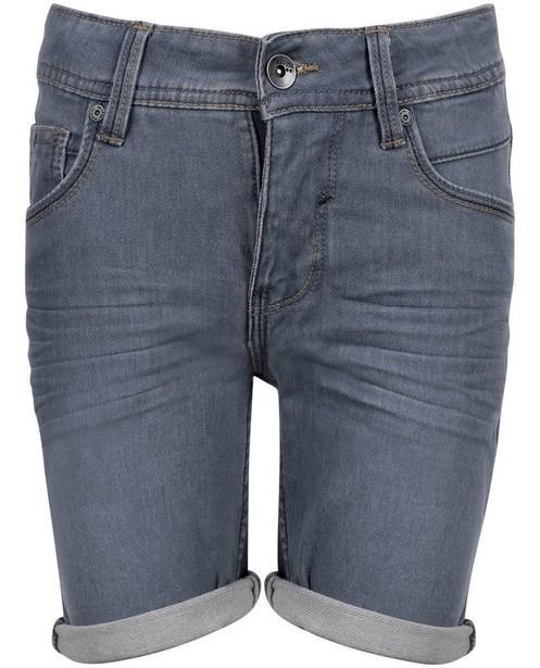 895a7af020f6b8 Graue Jeans-Shorts Slim-Fit-Schnittform JBC | JBC Deutschland