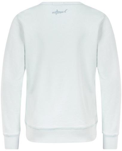 Mintgroene sweater