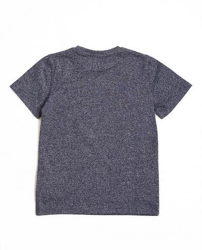 Dunkelblaues T-Shirt