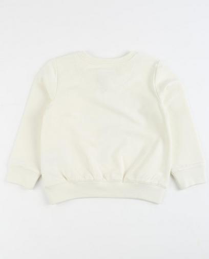 Sweater mit Nixenprint