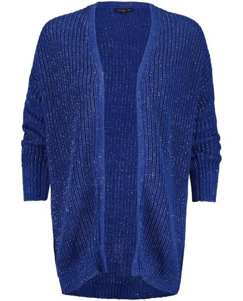 Cardigans - navy - Koningsblauw vest