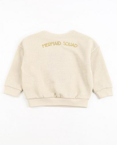 Glitzersweater