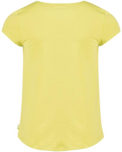 T-shirt blanc, coton bio