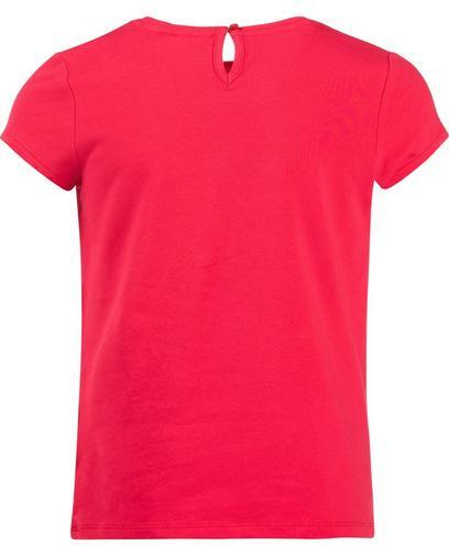 Rood T-shirt met sushi