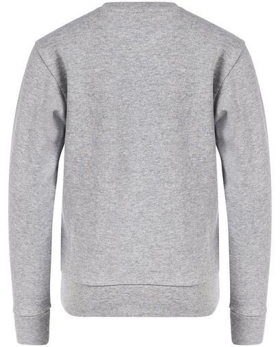 Sweater met ruimteprint