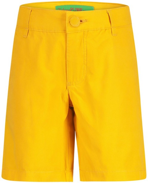 Shorts - Kanariengelbe Shorts