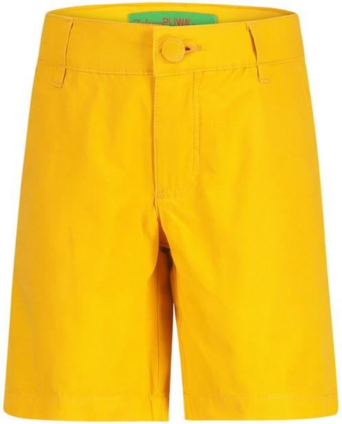 Shorts - Ockergelb - Kanariengelbe Shorts