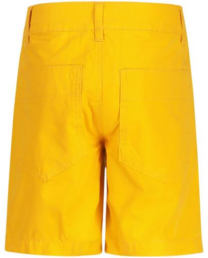 Short jaune vif