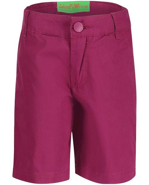 Shorts - Ockergelb -