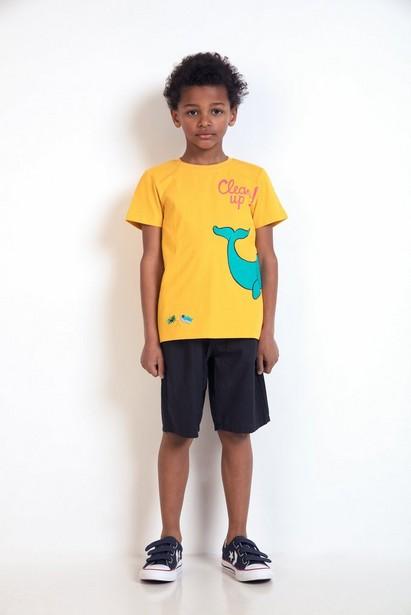 T-Shirt mit Walfischprint - ZulupaPUWA – Unisex - ZulupaPUWA
