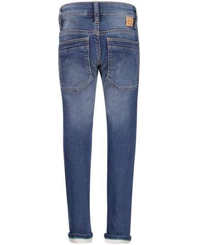 Jeans skinny bleu foncé