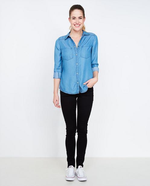 Jeans - black - Skinny jeans FAYE