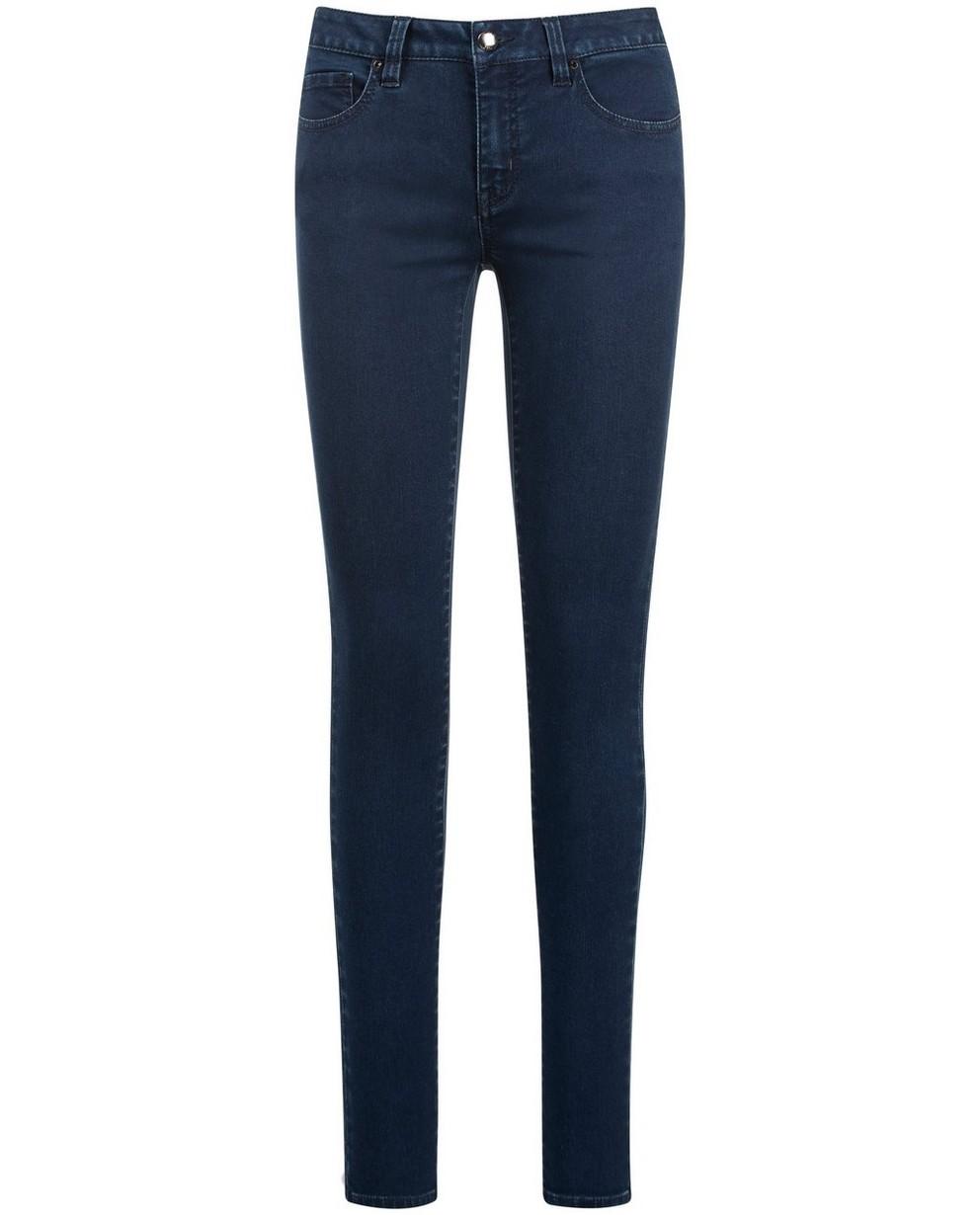Jeans - aqua - Donkerblauwe skinny jeans