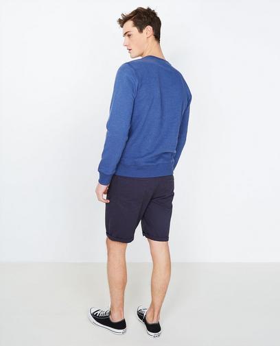 Blauwgrijze sweater