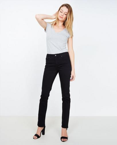 Jeans fitted straight