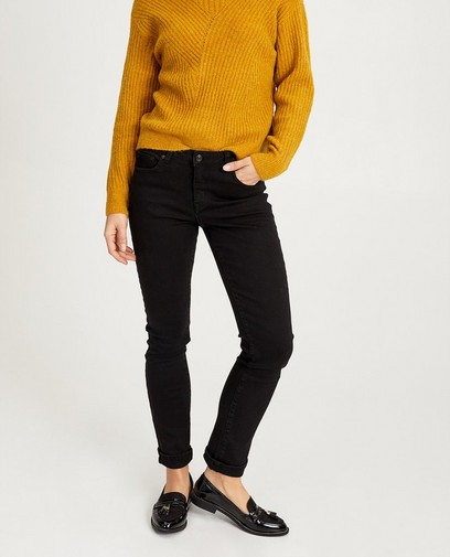 Fitted straight jeans GINGER