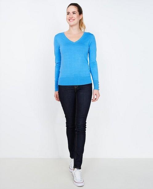 Nachtblauwe slim jeans - null - JBC