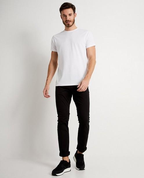Slim fit broek SMITH - in nachtblauw - JBC NL