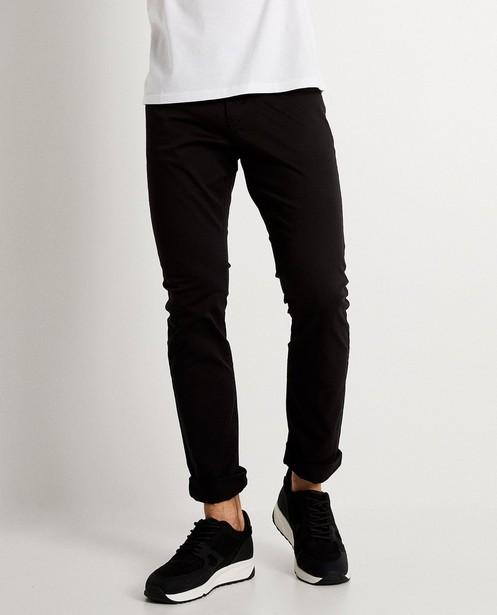 Broeken - BLD - Basic slim fit broek