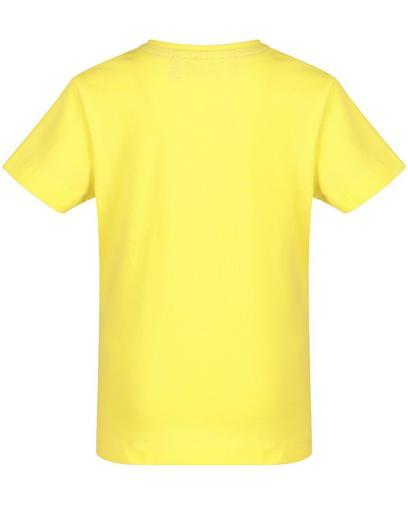 Kanariegeel T-shirt