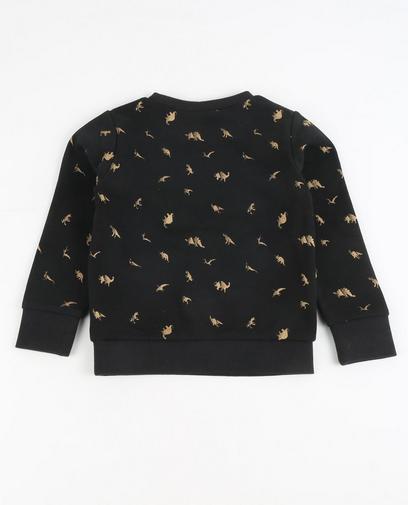 Sweatshirt mit Glitter