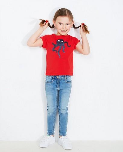 T-shirt avec une pieuvre